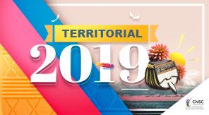CONVOCATORIA TERRITORIAL 2019